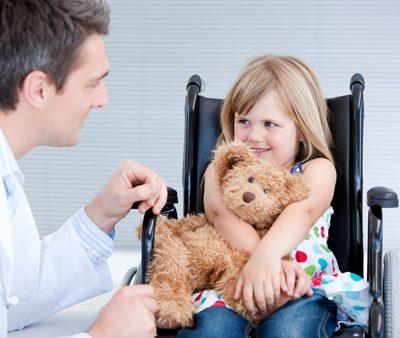 Научно-практического центра адаптивной физической культуры для детей с ограниченными возможностями здоровья