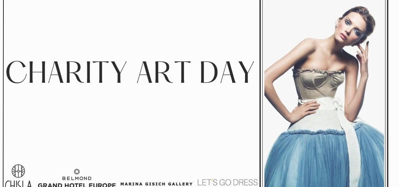 CHARITY ART DAY
